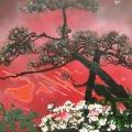 is_2006_07indra.O.T. (Schwefelquelle), 2006Acryllacke und Permanentmarker auf Leinwand90 cm x 125 cm