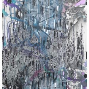 lauf, 2008, 250 x 170 cm