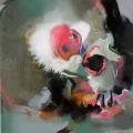 Der Schuss, 2015, Öl auf Leinwand, 130 x 150 cm