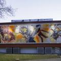 Freudentanz, 2017, 315 x 1433 cm